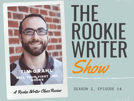 S2/E14: Sell Your First 1000 Books by Tim Grahl (Creative Live)