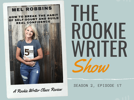 S2/E17: How to Break the Habit of Self-Doubt and Build Real Confidence by Mel Robbins