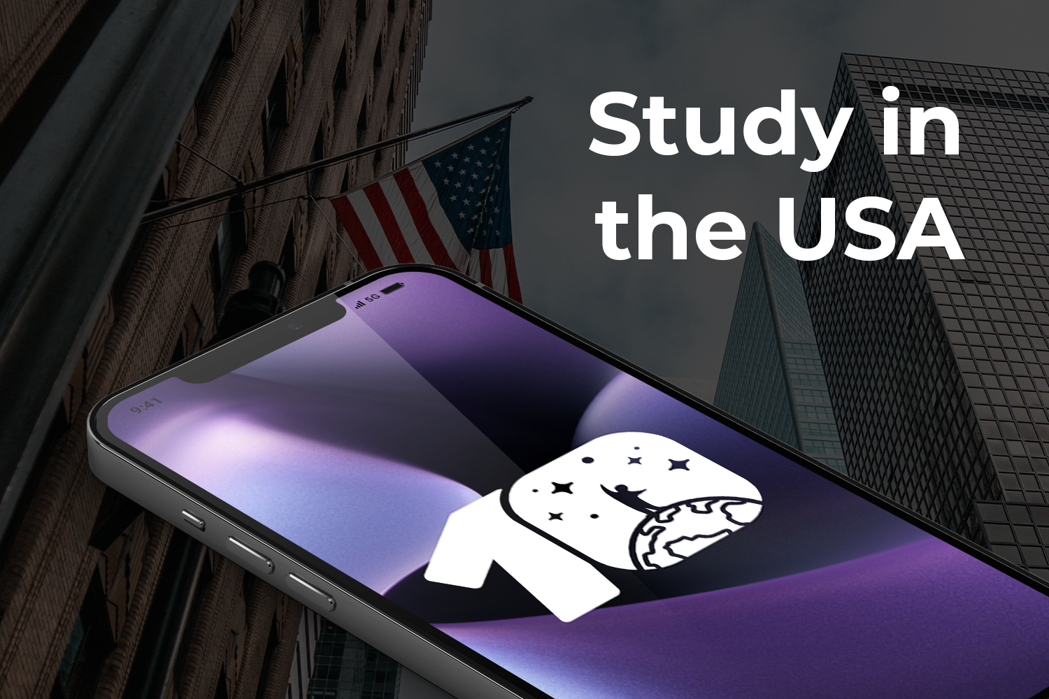 Study in the USA 🇺🇸