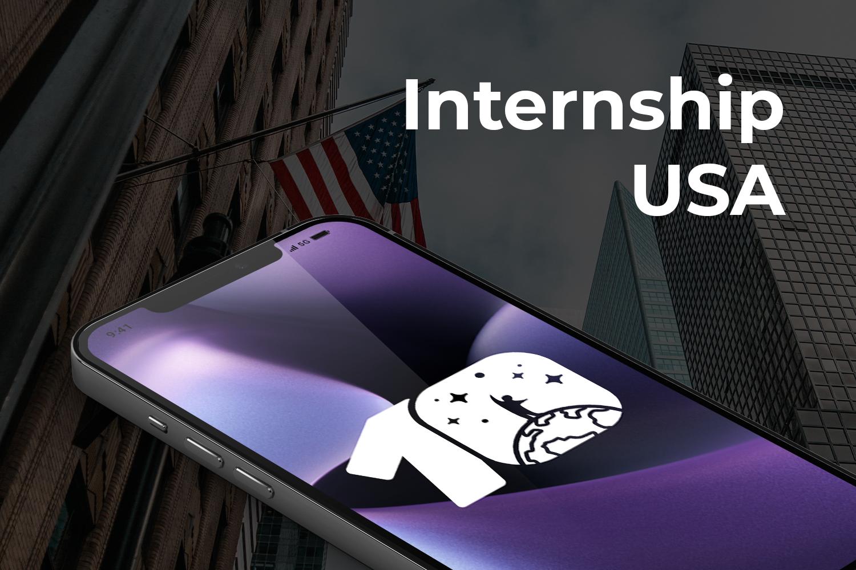 Internship USA 🇺🇸