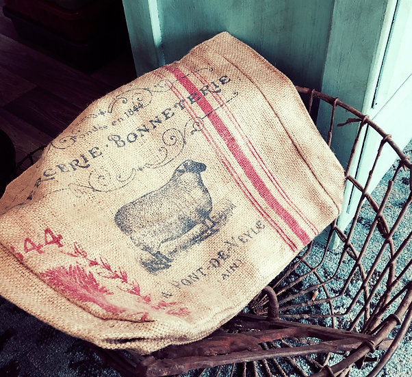 Haberdasher Bag by Backroads Collection