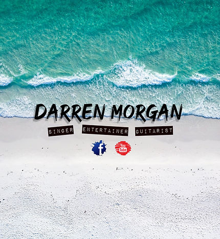 Darren Morgan Cover