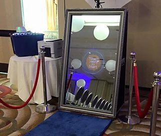 Mirror Photo Booth, Reflection Booth, Mirror Booth