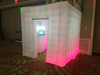Igloo Photo Booth, Inflatable Photo Booth