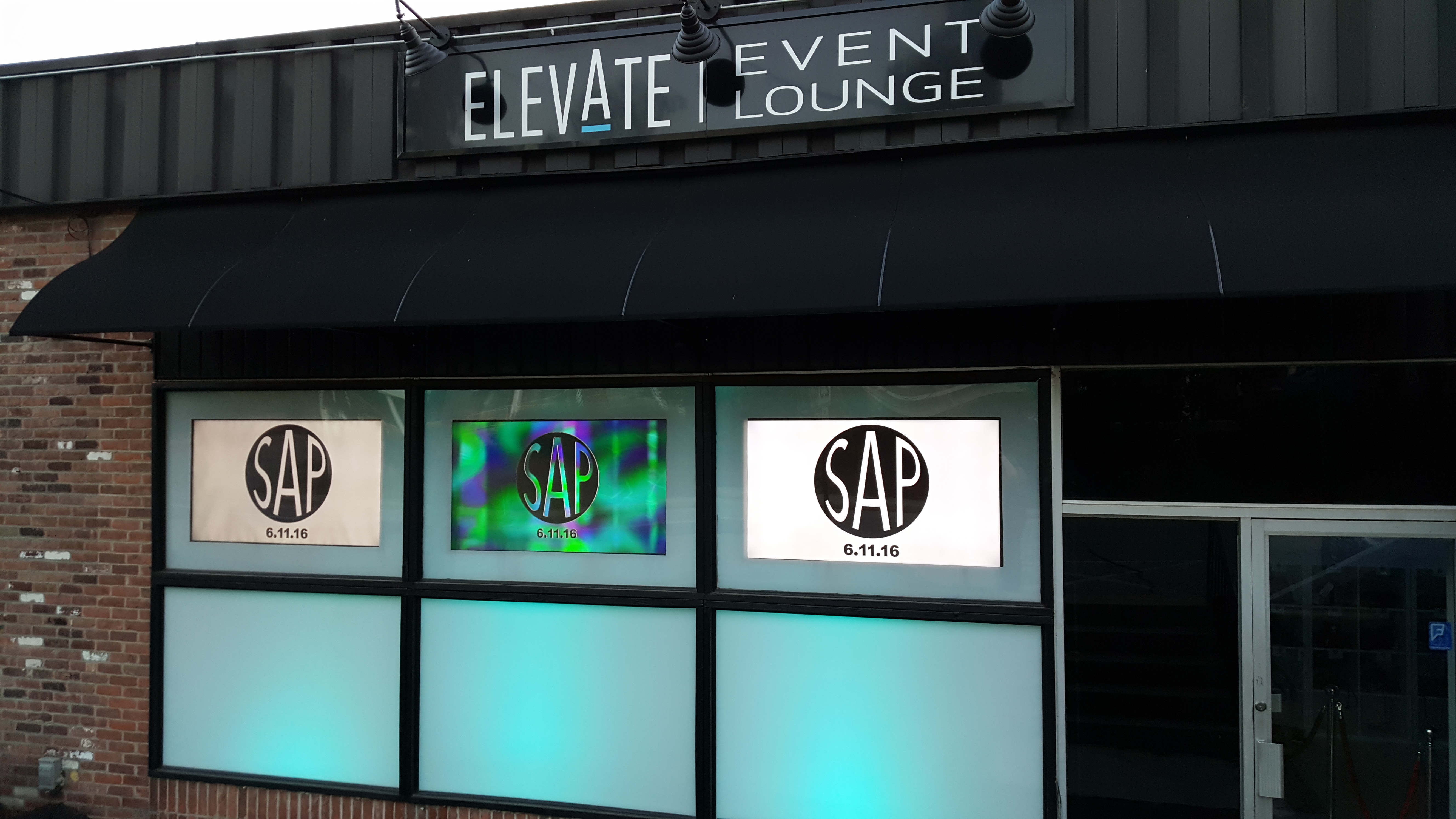 Elevate Event Lounge