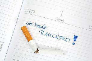 Raucherentwöhung, Schluss mit Rauchen