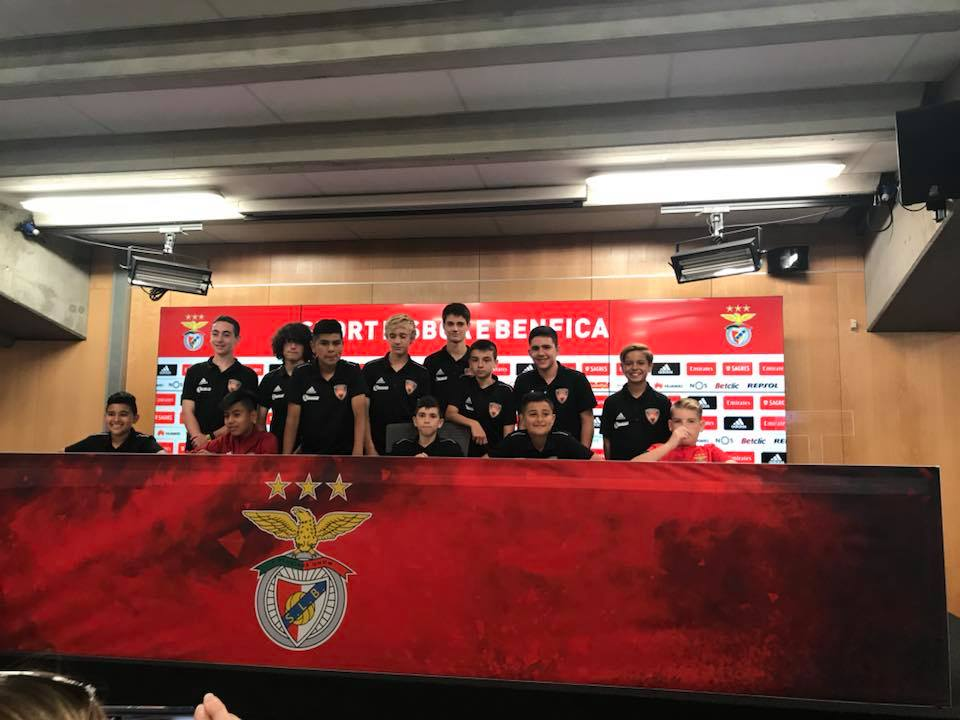 Revolution United FC just returned from their trip to Portugal  (13)