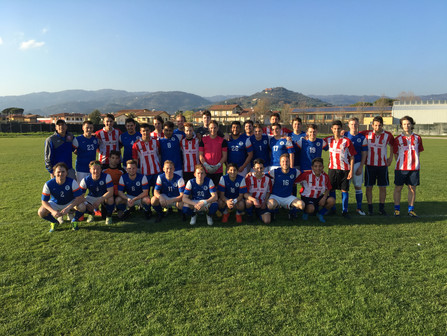 Concordia University in Italy on their European Soccer Tour