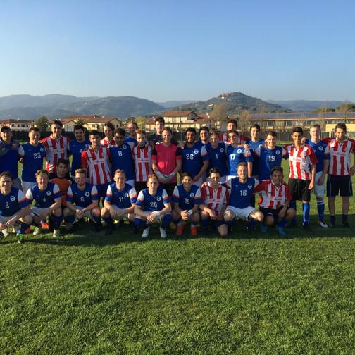 Concordia University Soccer in Italy (18)