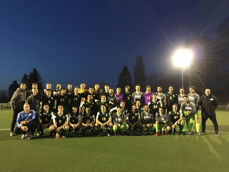 Clarkson University Golden Knight European Soccer Tour, AFC AJAX