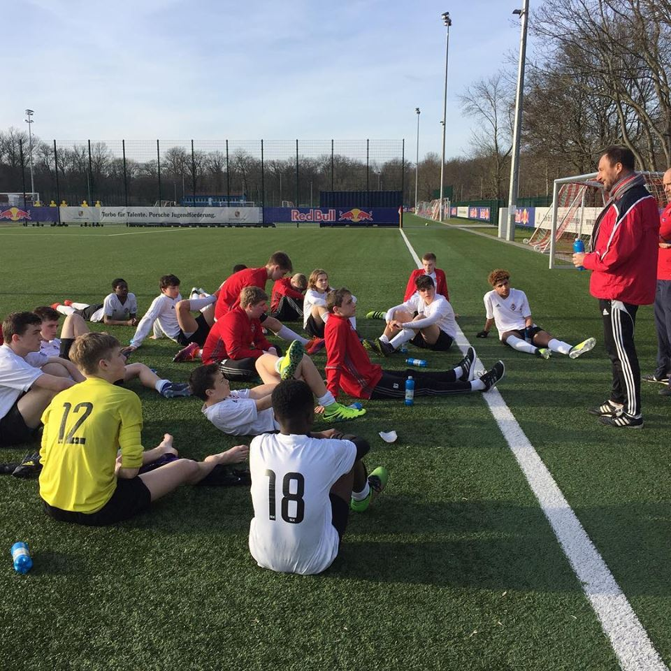 West Ottawa Soccer Club has returned home from an exciting tour in Germany!  (2)