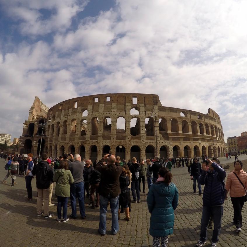 Illinois Wesleyan University Soccer Tour to Italy (1)