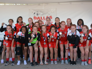 6TH ANNUAL DALLAS INTERNATIONAL GIRLS CUP 2016: A HUGE SUCCESS