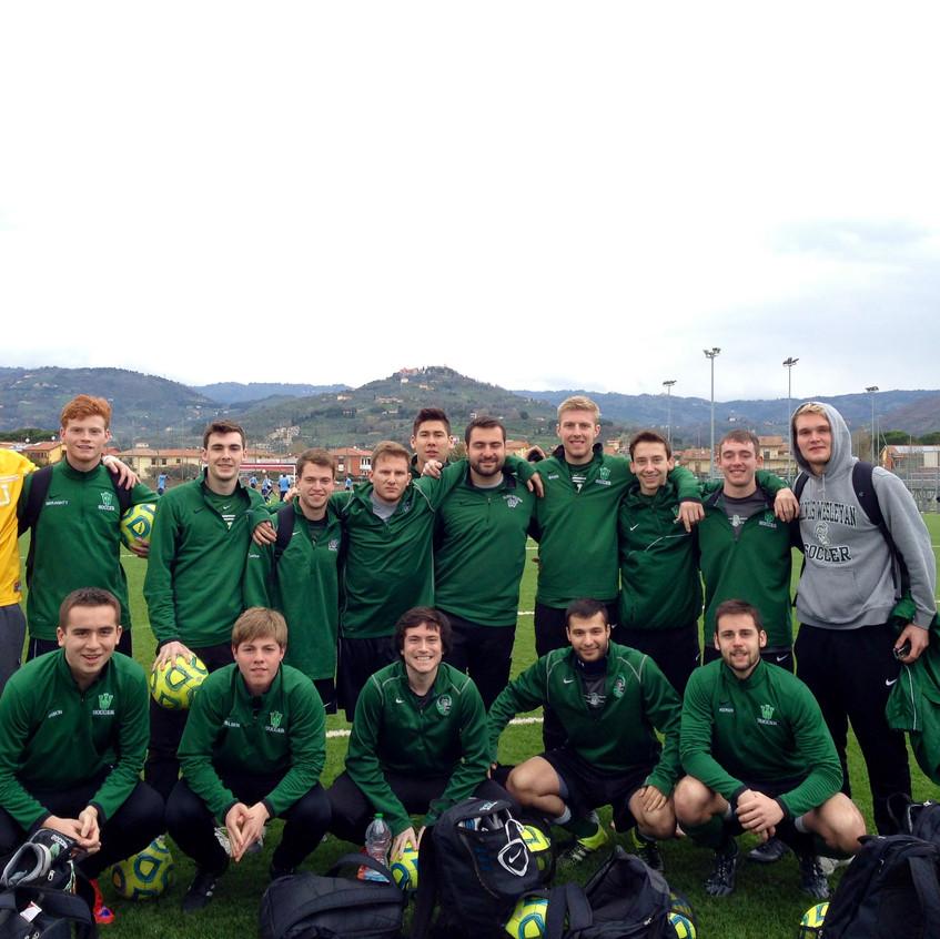 Illinois Wesleyan University Soccer Tour to Italy (5)