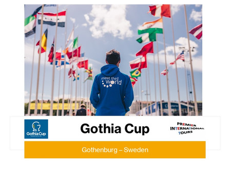 The Gothia Cup, Sweden