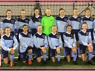 2020 Dallas International Girls Cup Featured Team