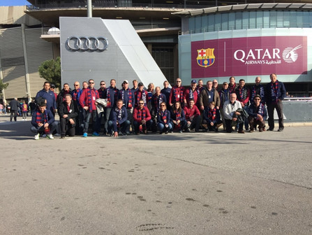 Premier International Tours is taking 50 coaches and guests to Barcelona