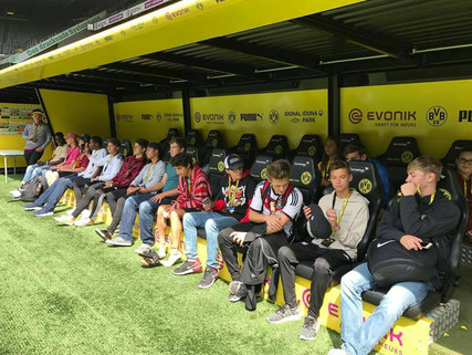 Putnam City North High School has returned home fromthe ultimate soccer tour in Germany!