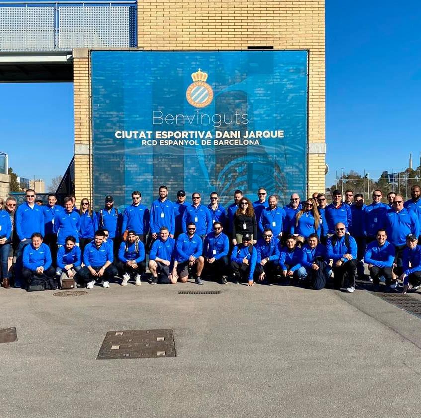 Group at Espanyol