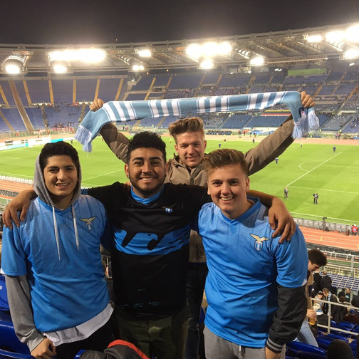 Concordia University Soccer in Italy (17)