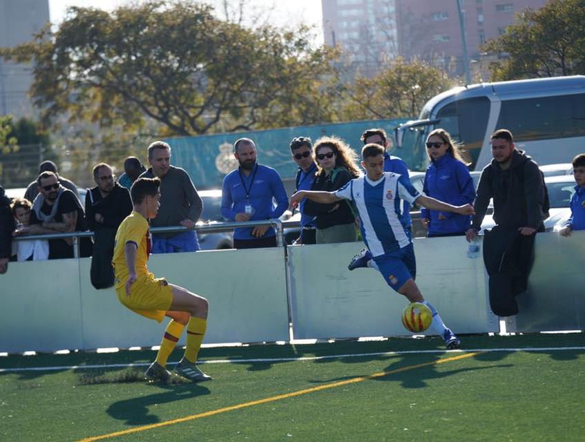 FCB-Espanyol Youth