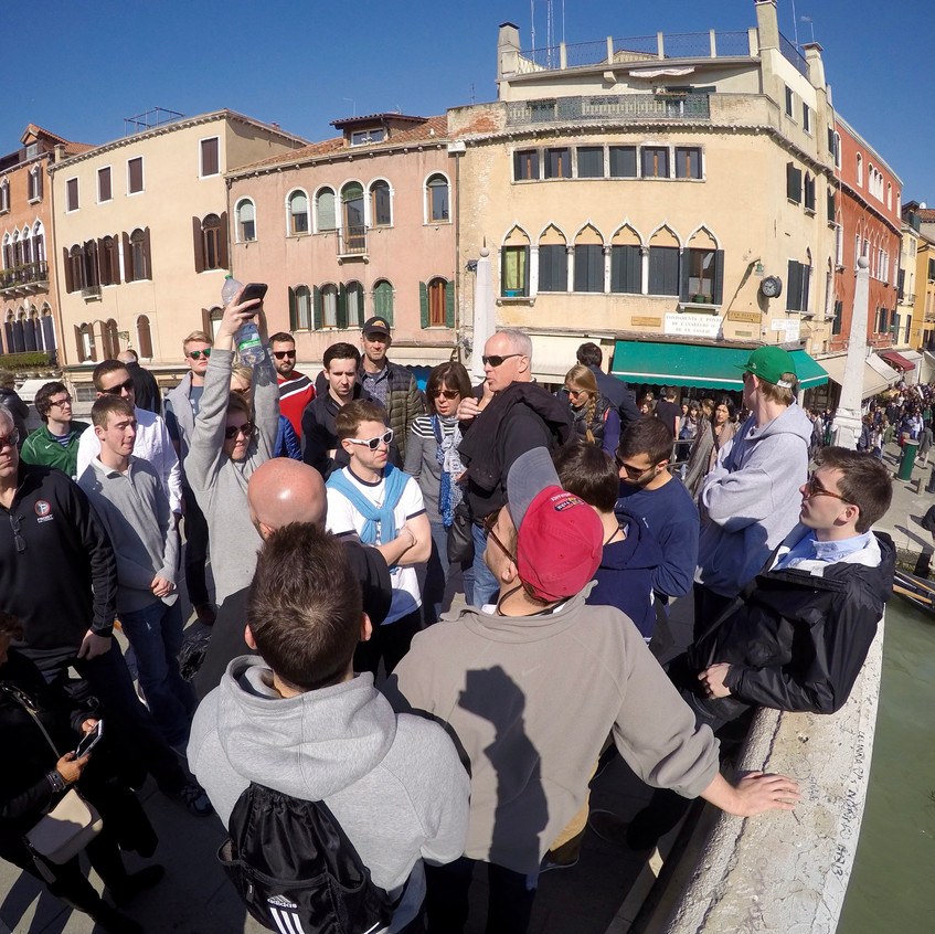 Illinois Wesleyan University Soccer Tour to Italy (6)