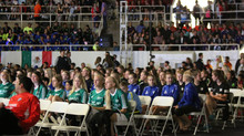 The Dallas International Girls Cup opening ceremony was a huge success!