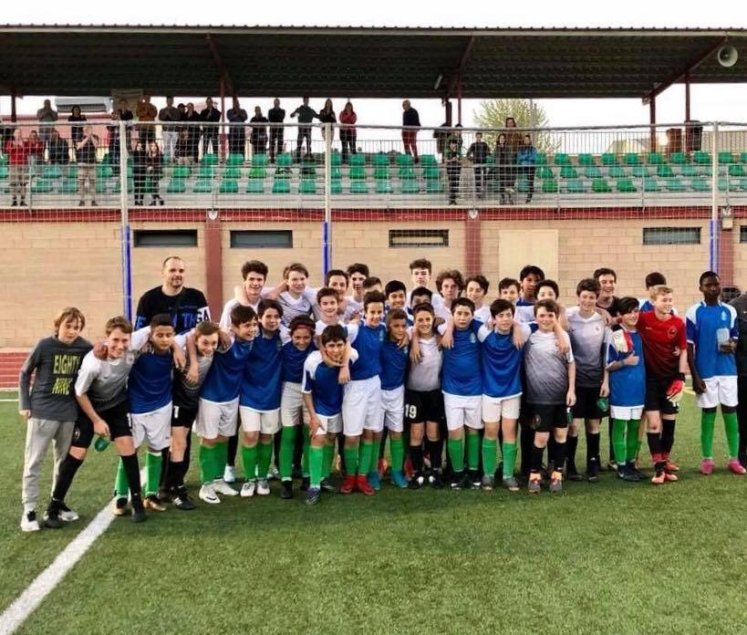 After an exciting week in Barcelona Capital Soccer Club has returned home!  (4)