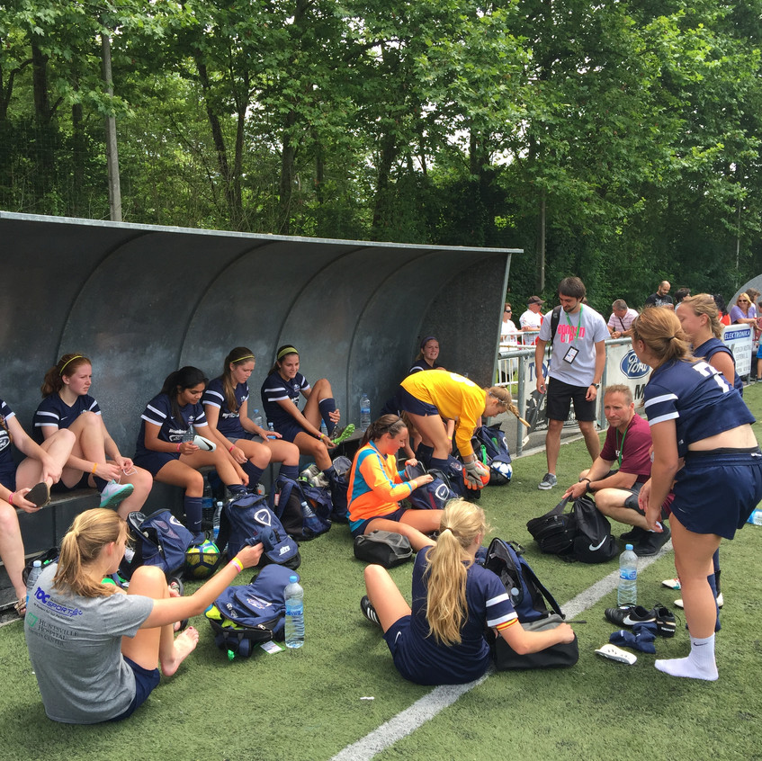 Huntsville F.C. '99 Girls Soccer just returned from a trip to the Spain  (10)