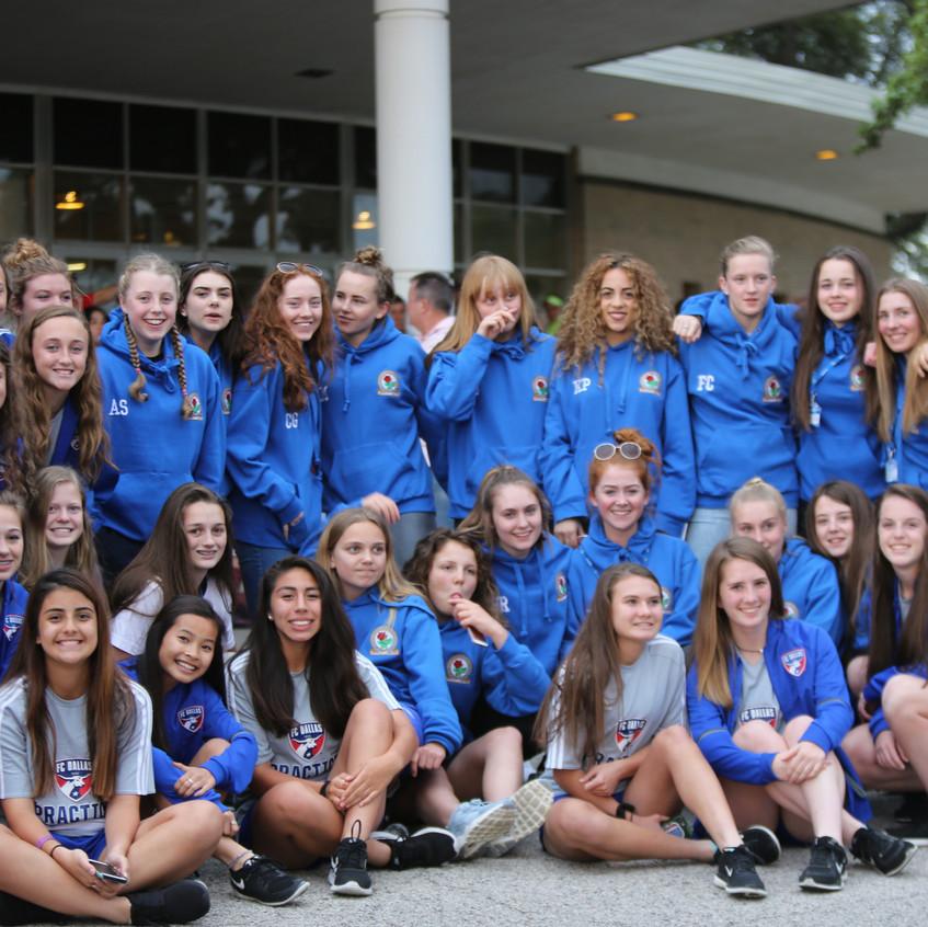 Dallas International Girls Cup 2017 Opening Ceremony (24)