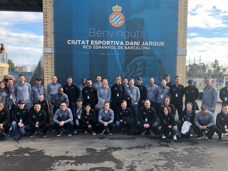 Premier International Tours took 40 coaches and guests from North America to Barcelona, Spain