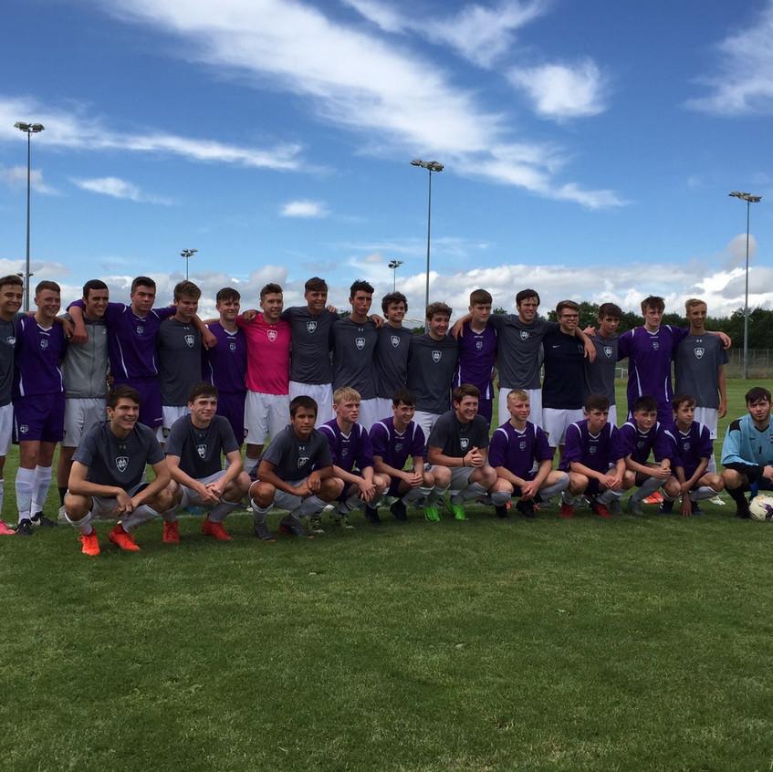 Raiders High School boys team has returned home after their 2017 international tour to Dublin and London (3)