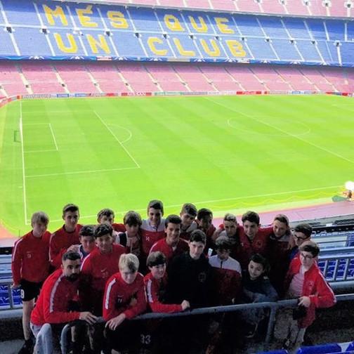 Capital SC international soccer trip to Barcelona (3)