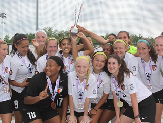 Dallas International Girls Cup and IberCup USA a Huge Success