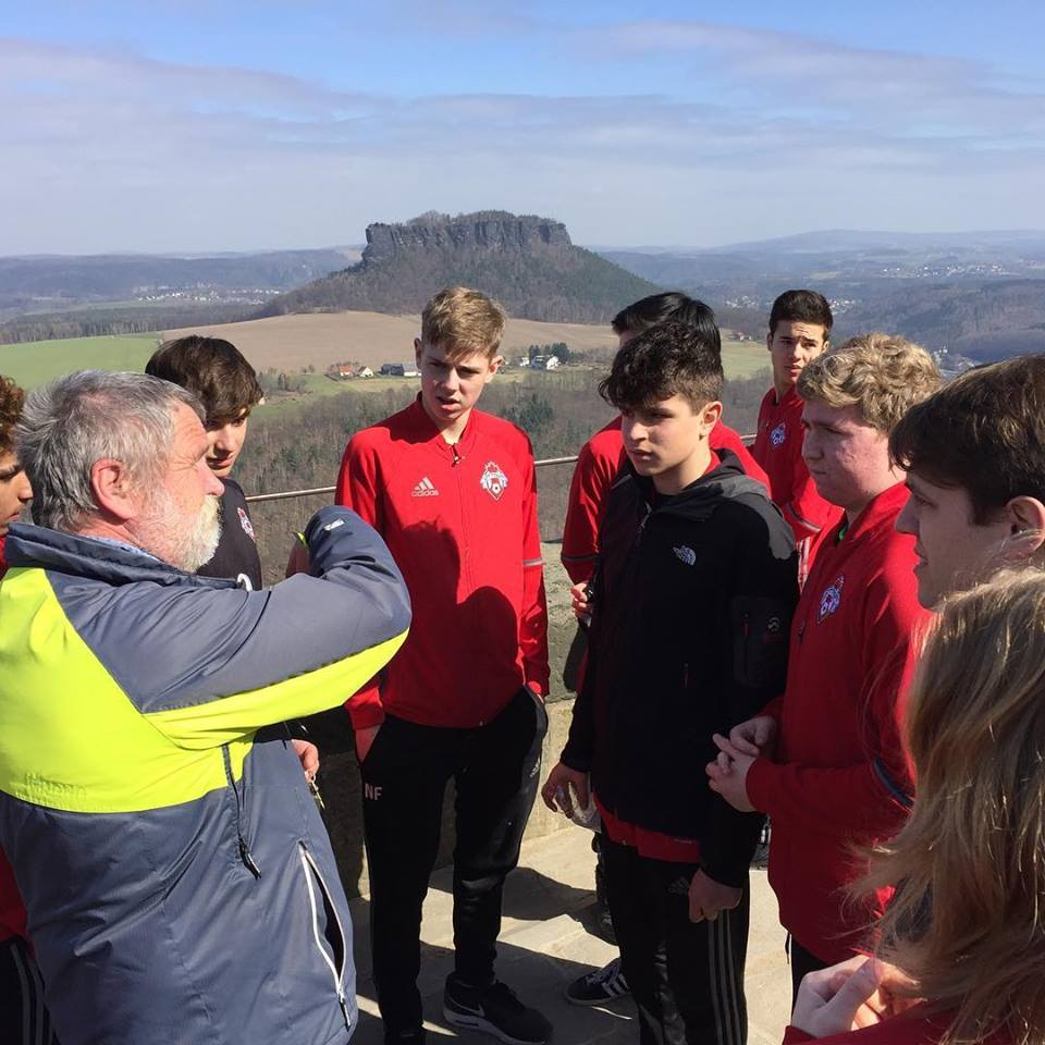 West Ottawa Soccer Club has returned home from an exciting tour in Germany!  (8)