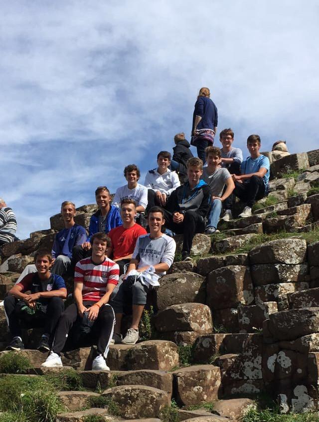 Raiders High School boys team has returned home after their 2017 international tour to Dublin and London (5)