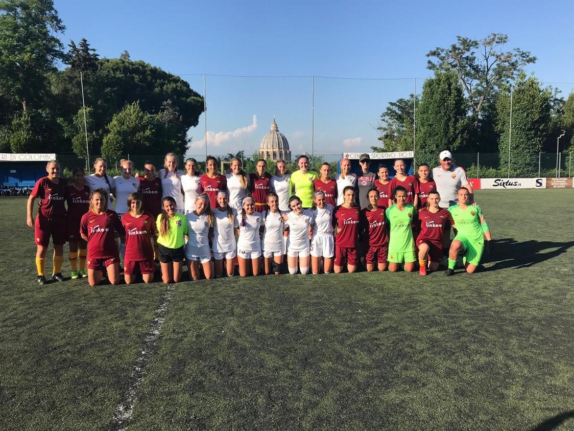 The Braden River Soccer Club traveled fr