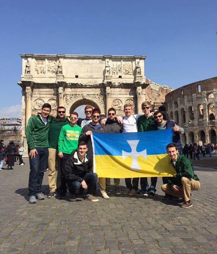 Illinois Wesleyan University Soccer Tour to Italy (2)