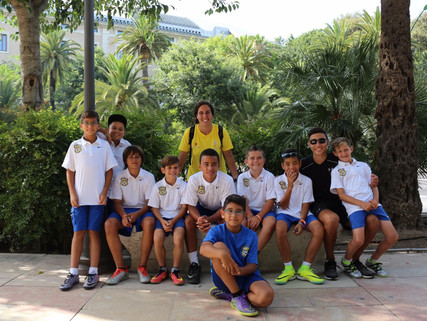 GOSA has safely returned from participating in the 2016 IberCup Costa del Sol, in Marbella, Spain!