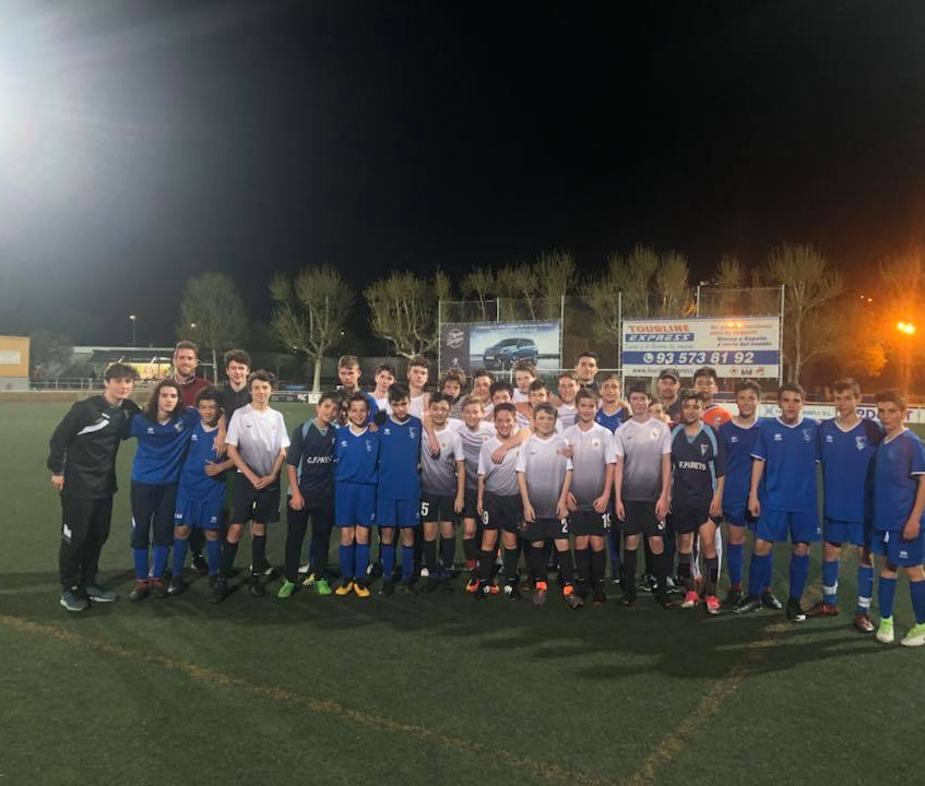 After an exciting week in Barcelona Capital Soccer Club has returned home!  (7)