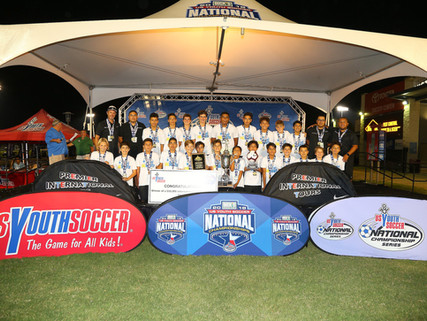 Premier International Tours awards several soccer team with a $10,000 travel certificate