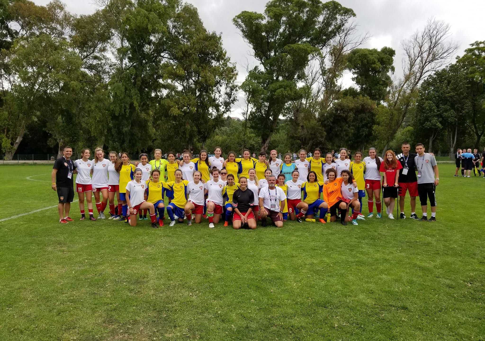 Revolution United FC just returned from their trip to Portugal  (15)