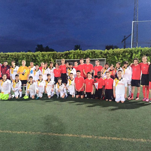 Capital Soccer Club International Soccer Tour 2016 (7)