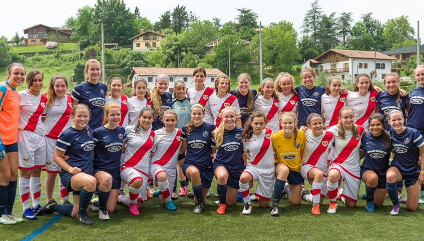 Huntsville F.C. '99 Girls Soccer just returned from a trip to the Spain  (3)