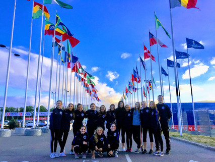 DMCV Sharks Hammond girls team picture of the year!