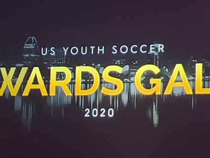US Youth Soccer Awards Gala