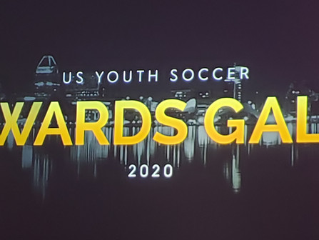 US Youth Soccer Awards Gala