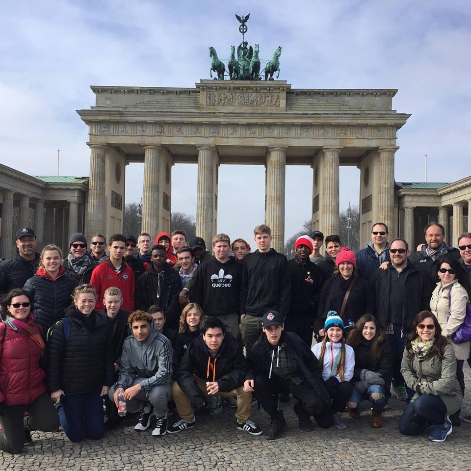 West Ottawa Soccer Club has returned home from an exciting tour in Germany!  (3)