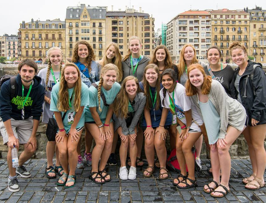 Huntsville F.C. '99 Girls Soccer just returned from a trip to the Spain  (7)