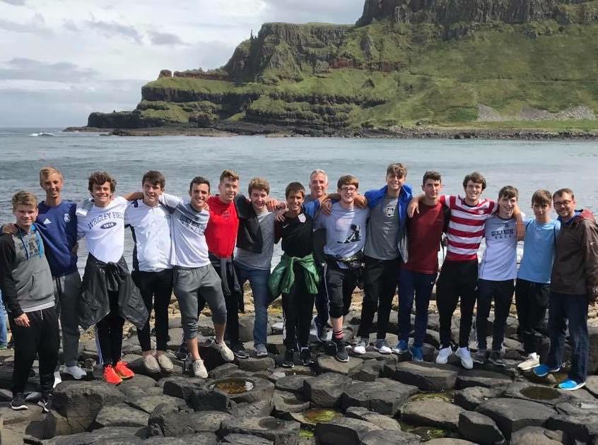 Raiders High School boys team has returned home after their 2017 international tour to Dublin and London (6)